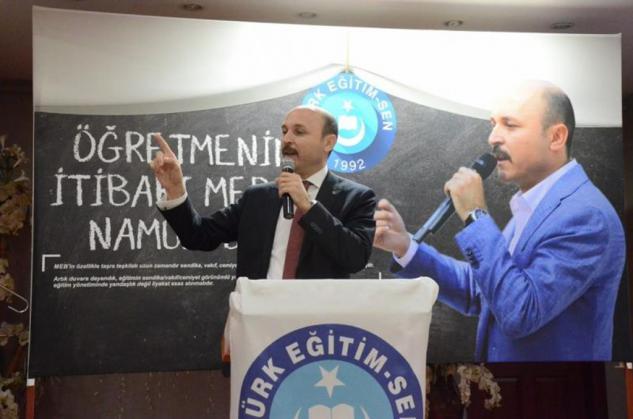 Genel Başkanımız Talip GEYLAN'ın Konuşması
