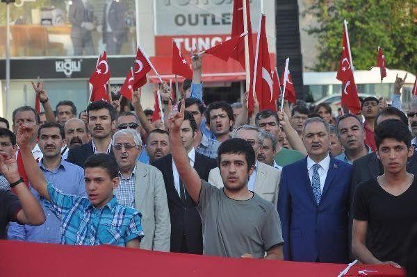 Bayrak Yürüyüşümüz