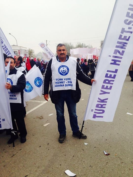 Ek Zam İstiyoruz Ankara Yürüyüş ve Mitingi