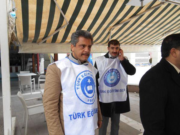 2015 Yılı Bordro Yakma Protestosu ve Basın Açıklaması