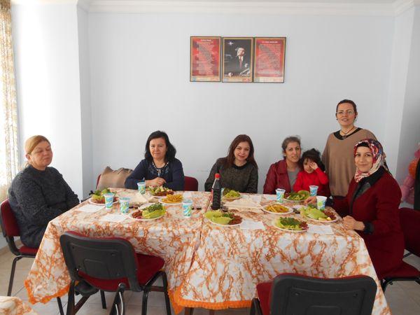 Kadın Kollarımız Toplantısı