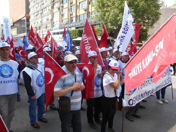 1 MAYIS COŞKUSU FOTOĞRAF ALBÜMÜ