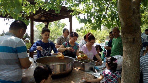 2015 Yılı Anneler Günü Piknigi