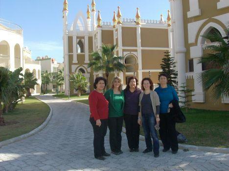 Bayanlar Antalya Toplantısı 2010