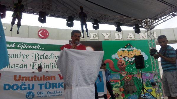 Unutulan Vatan Doğu Türkistan
