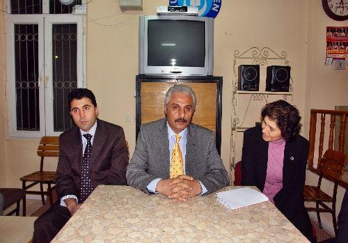 Türk Haber-Sen Ziyareti
