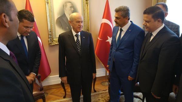 Osmaniye Kamu Sen Teşkilatlarının Ankara Ziyareti
