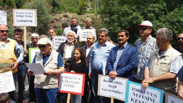 Osmaniye Karaçay'ına sahip çıkıyor