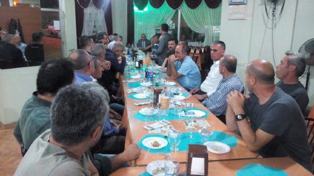 Düziçi Temsilciler Kurulu İstişare Toplantısı