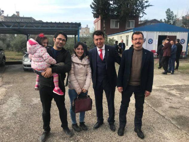 Türk Eğitim Sen Kadirli İlçe Temsilciliği Temsilcilik Seçimleri