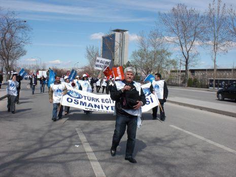 BÜYÜK ANKARA YÜRÜYÜŞÜ 13 Mart 2010