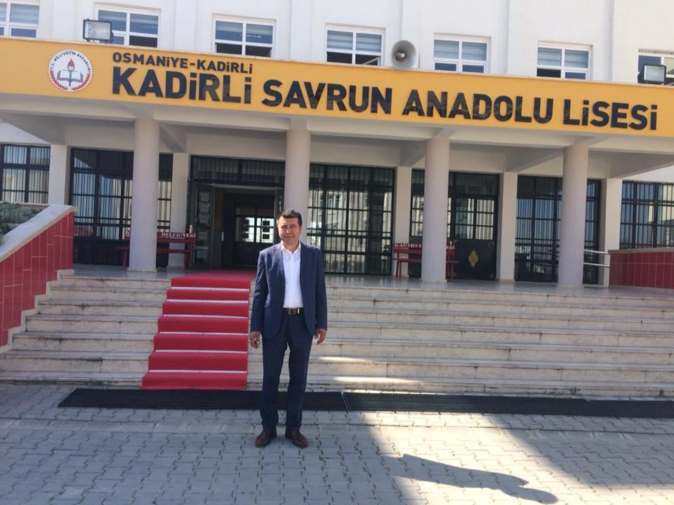 KADİRLİ'DE OKUL DÖNÜŞÜMLERİNE ŞERH DÜŞTÜK