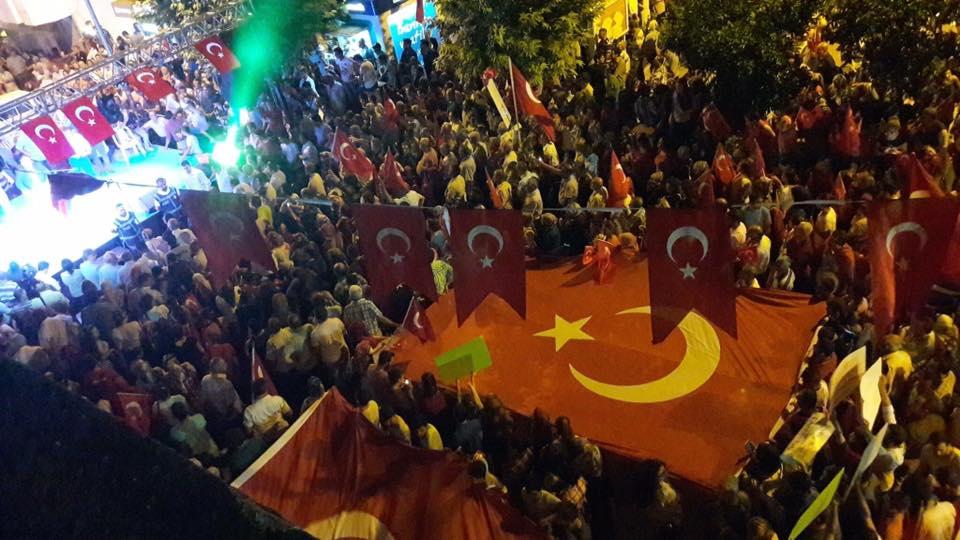 Demokratik Türkiye İçin Kadirli Tek Yürek