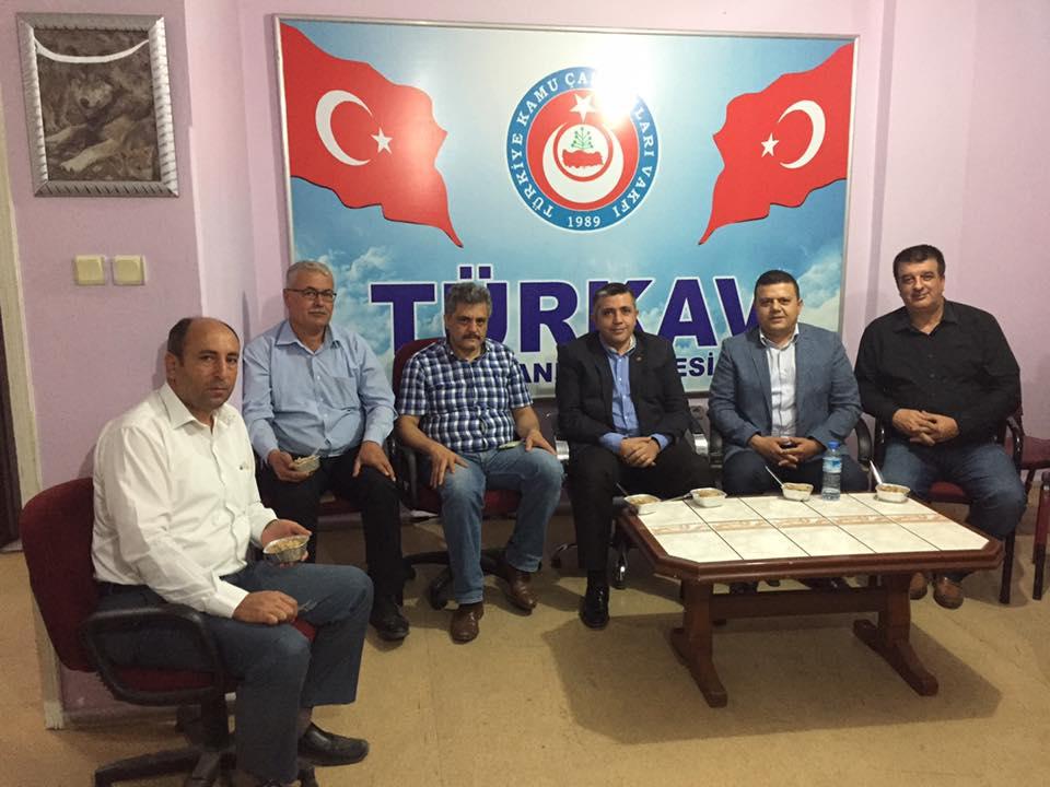 Osmaniye Kamu-Sen 2017-2018 İstişare Kurulu Toplantısı 1