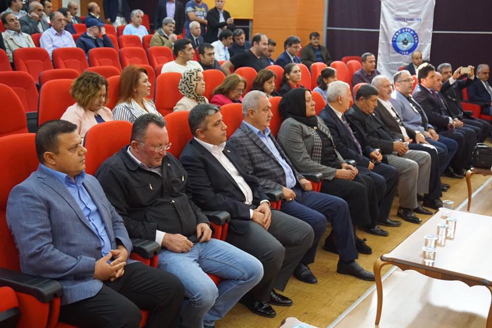 Türk Büro-Sen Kongremiz Yapıldı