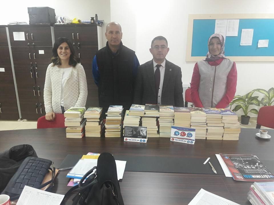 KIRAÇ'tan Geleceğime Işık Tut Projesine Destek