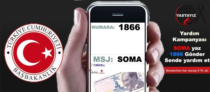 Soma Yardım Kampanyası